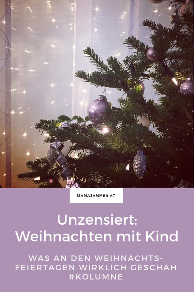 Weihnachten mit Kind - unzensiertes Weihnachtsfest