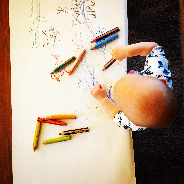 Erste Worte - Babysprache