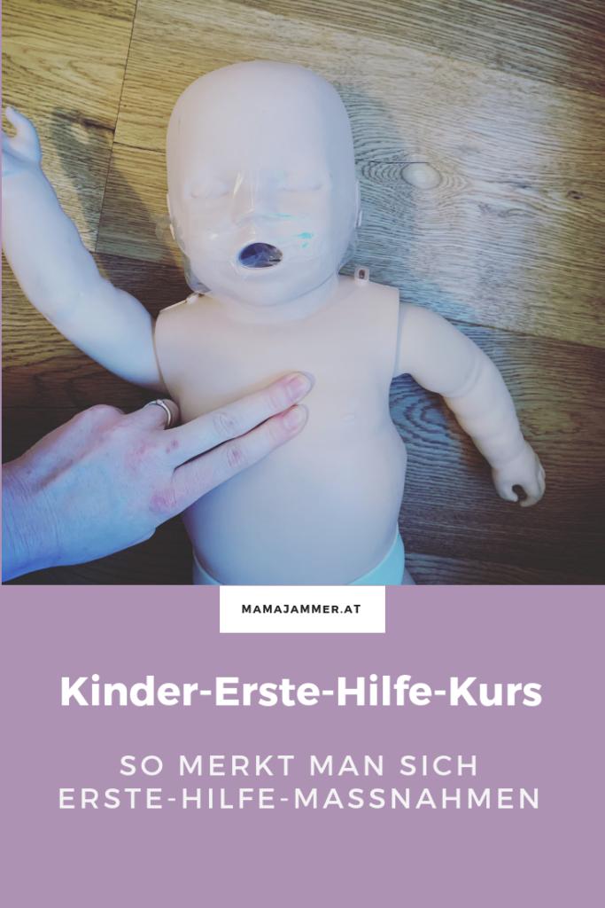 Kinder-Erste-Hilfe-Kurs