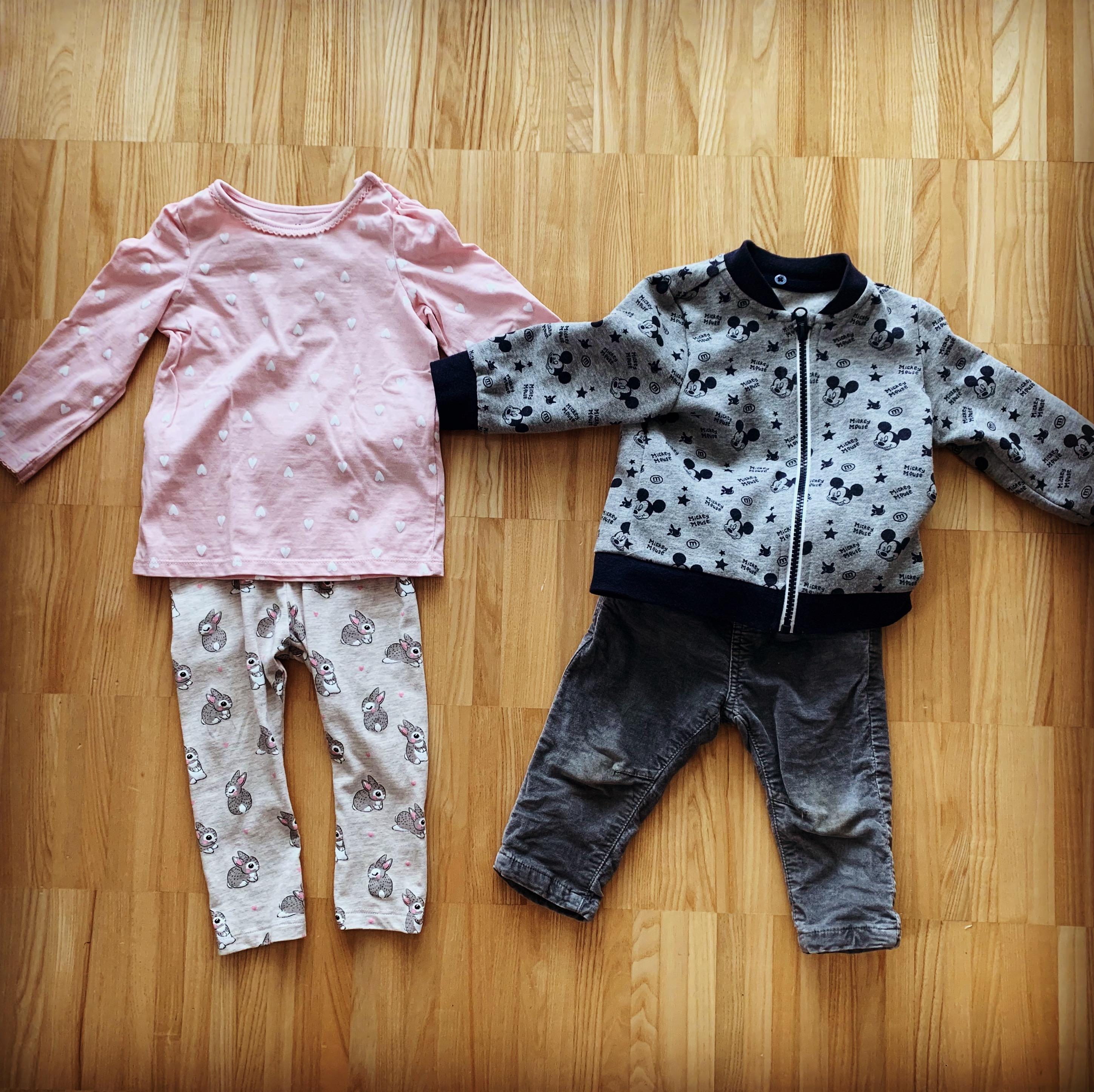 Mädchen oder Junge? Sind rosa und babyblau antrainiert?