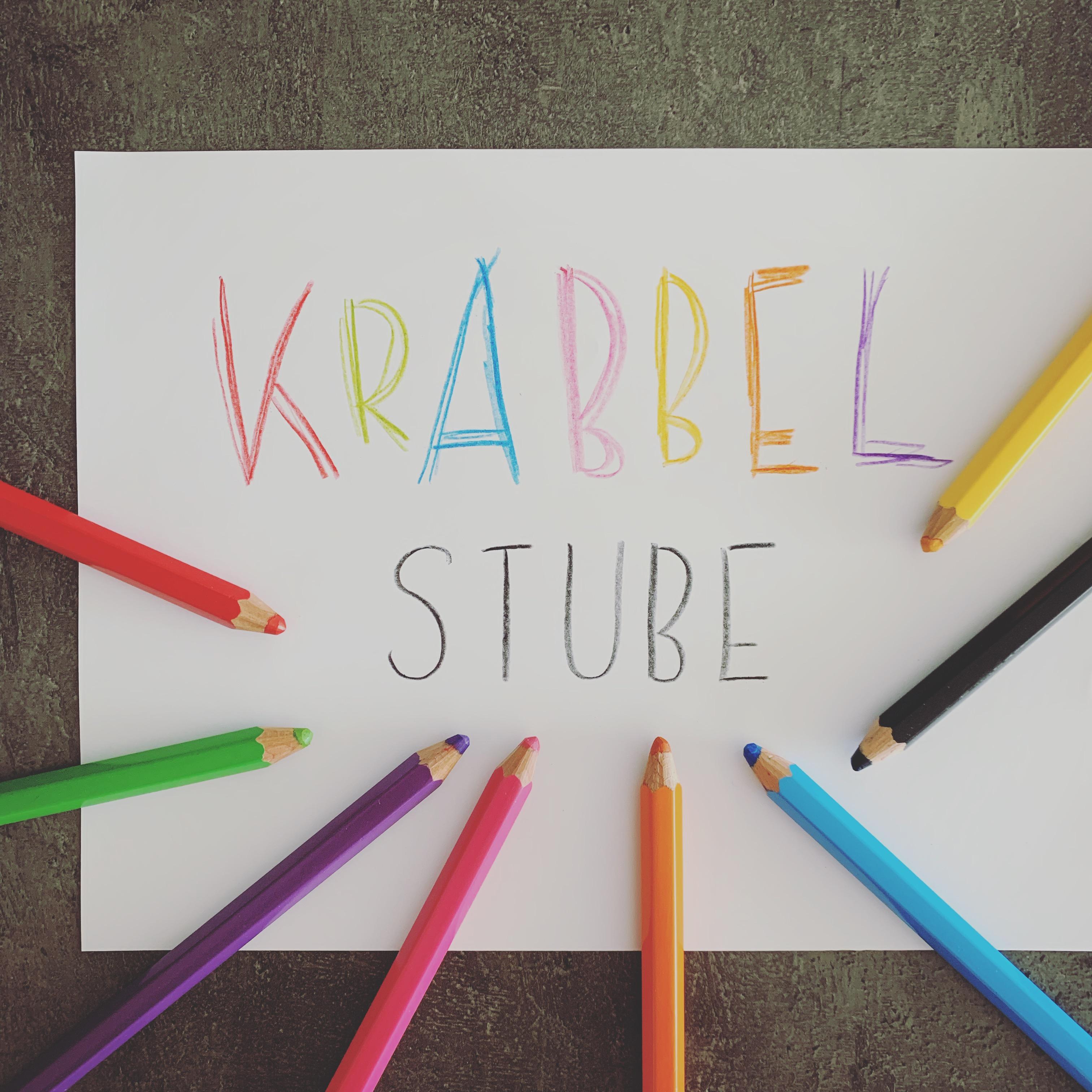 Krabbelstube Namensetiketten